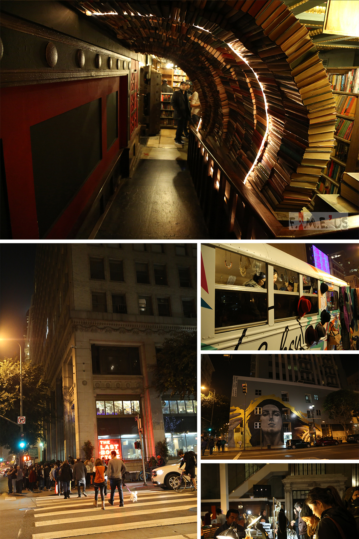 Art Walk Los Angeles