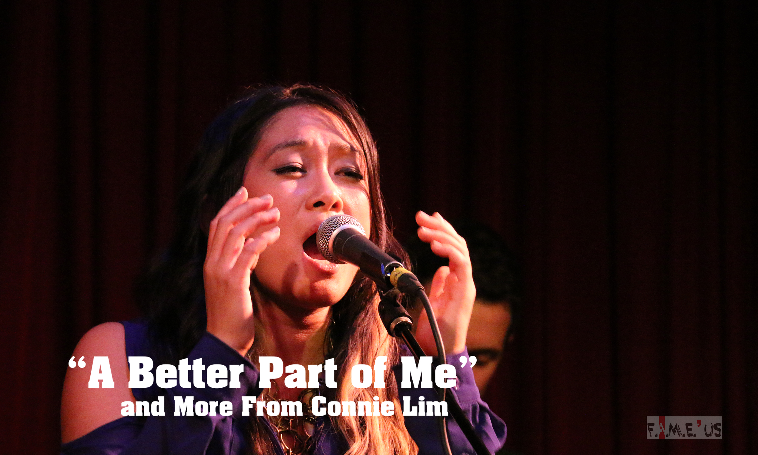 """A Better Part of Me"" and More From Connie Lim"