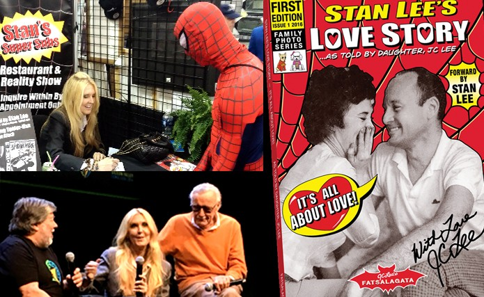 """It's All About Love: The Stan Lee Family"" Book Signing by author J.C. Lee"