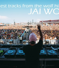 Freshest tracks from the wolf himself: Jai Wolf