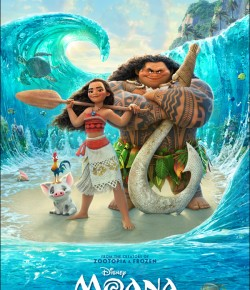 MOANA – A New Disney Movie