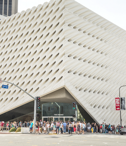 THE BROAD CELEBRATES ITS ONE-YEAR ANNIVERSARY WITH FESTIVITIES, FREE CUPCAKES