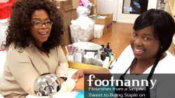 """Footnanny Flourishes from a Simple Tweet to Being Staple on the Home Shopping Network"""