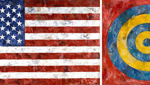 JASPER JOHNS: 'SOMETHING RESEMBLING TRUTH'