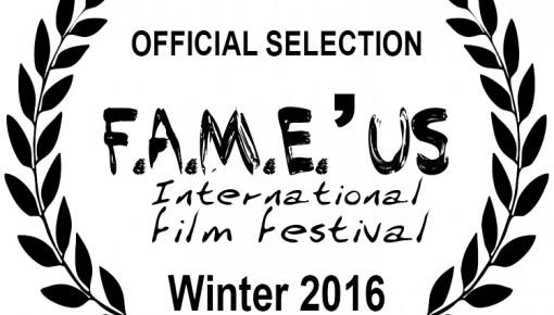 FAME'US International Film Festival (WINTER 2016) – Winners